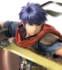 Ike - Super Smash Bros Ultimate