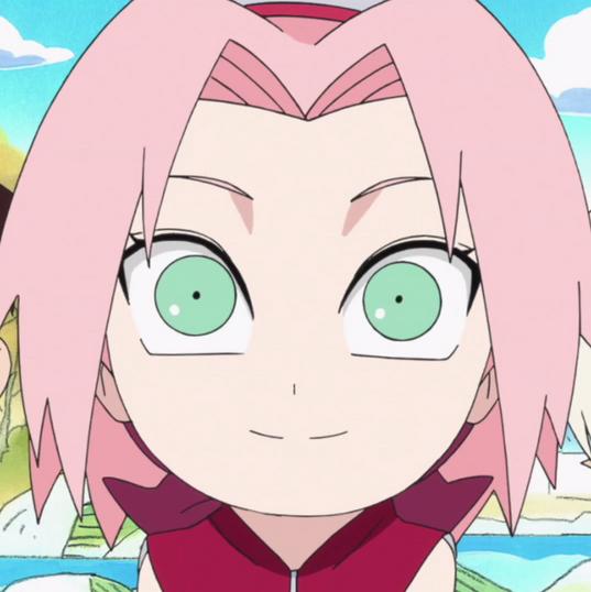 Sakura - Rock Lee and His Ninja Pals