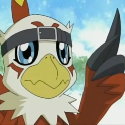 Hawkmon - Digimon