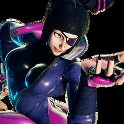 Juri - Street Fighter