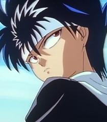 Hiei - Yu Yu Hakusho Eizou Hakusho