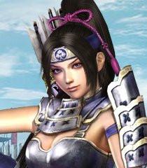Inahime - Samurai Warriors 3