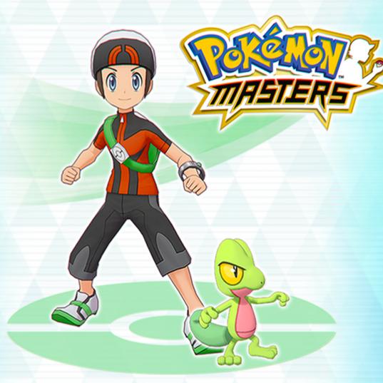 Brendan - Pokemon Masters