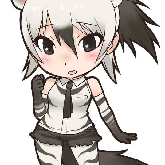 Kemono Friends - Aardwolf