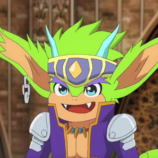 Keen Ear Jisen - Future Card Buddyfight
