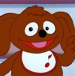 Baby Rowlf - Muppets Babies