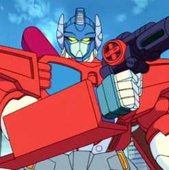 Optimus Prime - Robots in Disguise