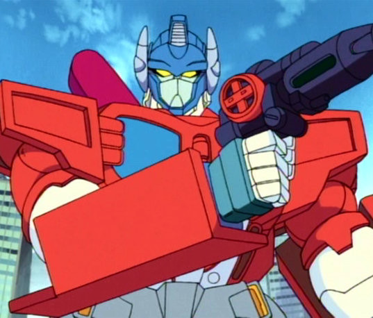 Optimus Prime - Neil Kaplan