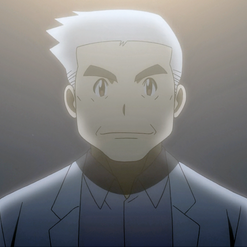 Professor Oak (Origins) - Kyle Hebert