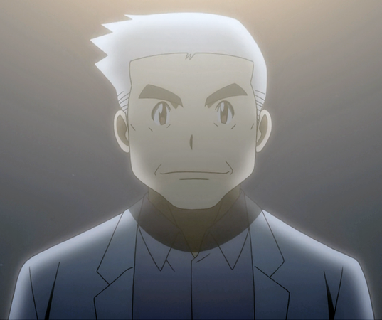 Professor Oak (Origins) - Kyle Hebert