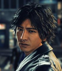 Takayuki Yagami - Judge Eyes