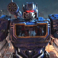Soundwave - Bumblebee