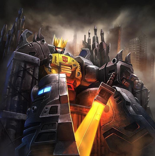Grimlock - Transformers Legends