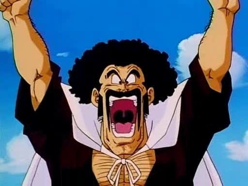 Mr Satan - Dragonball Z