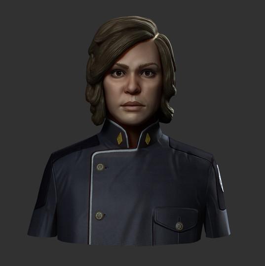 Sam - Battlestar Galactica Deadlock