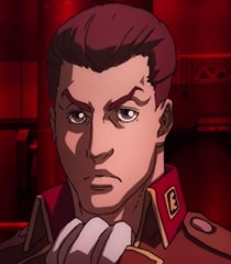 Phillip-kaufman - Gundam Thunderbolt Ban