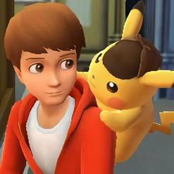 Tim Goodman - Detective Pikachu