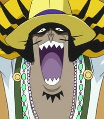 Vander Decken IX - One Piece