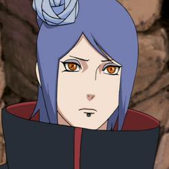 Konan - Naruto