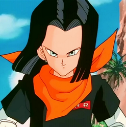 Android 17 - Dragonball Z