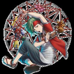 Ryo - Zanki Zero