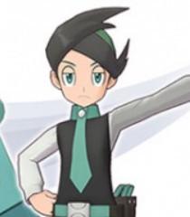 Thorton - Pokemon Masters