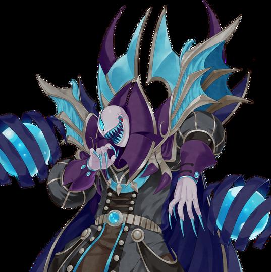 Demon King Jester - Hyperdimension Nepunia