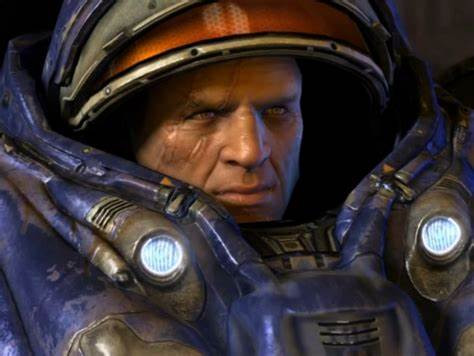 Tychus Findlay - Starcraft 2