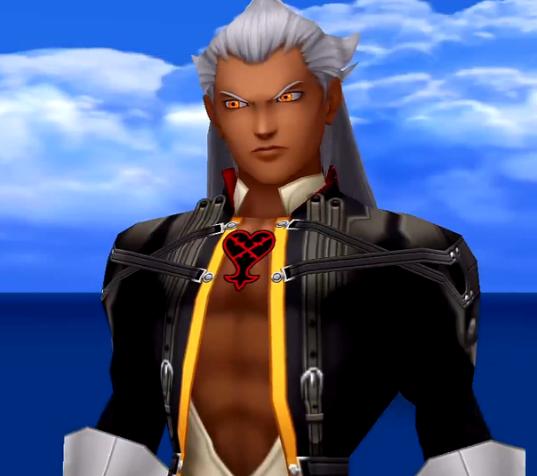 Ansem - Kingdom Hearts
