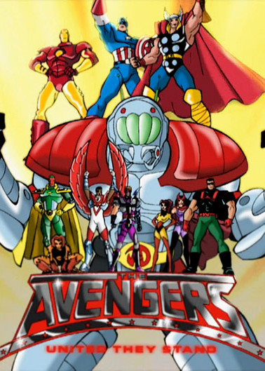 Avengers United they Stand