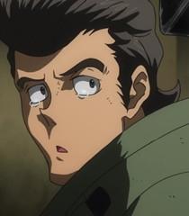 Zack Lowe - Gundam Iron-Blooded Orphans