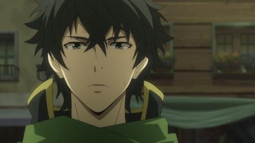 The Rising of the Shield Hero - Naofumi.