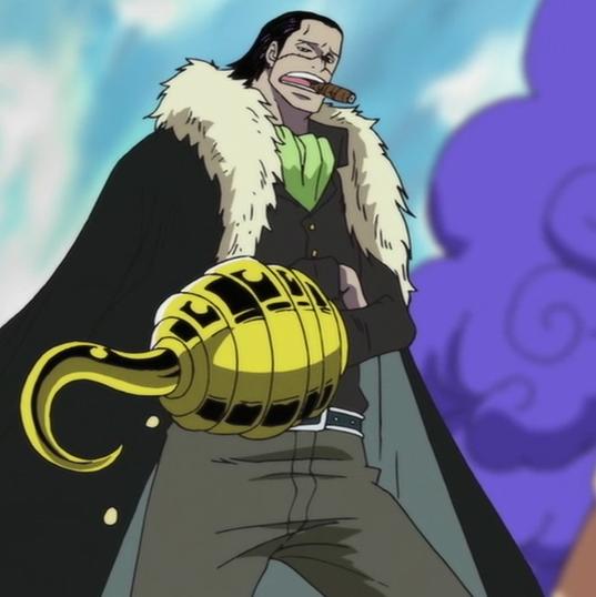 Crocodile - One Piece