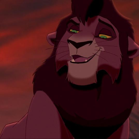 Kovu - Lion King 2