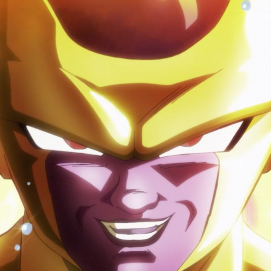 GOLDEN FRIEZA - Dragon Ball Super