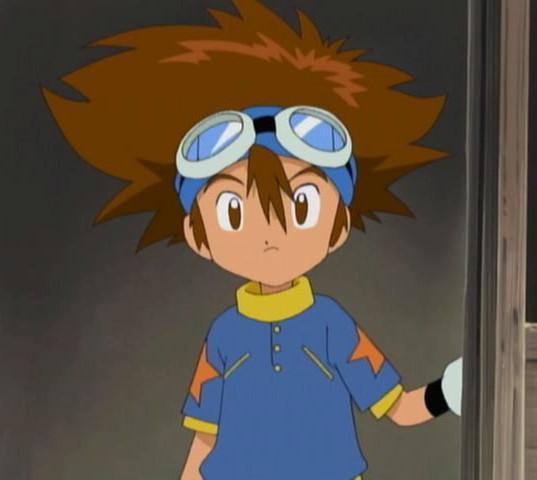 Tai Kamiya - Digimon