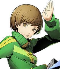 Chie Satonaka - Persona 4