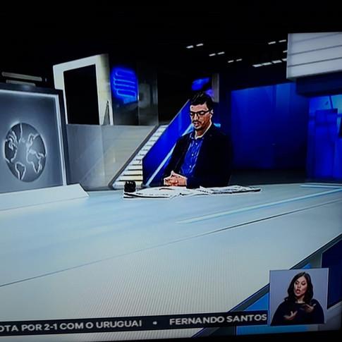 Entrevista RTP 1 e RTP3