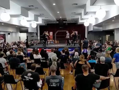 AWF Prepares to return to live events soon!
