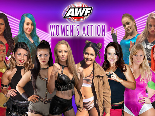 AWF Women's Action Available Now for Direct Digital Download at AWF Pivotshare