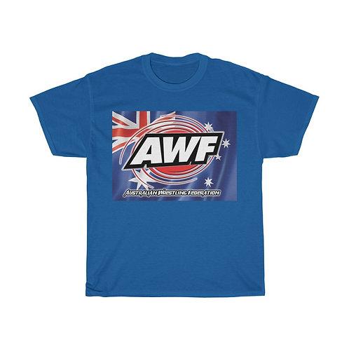 AWF Australian Flag Logo T-Shirt