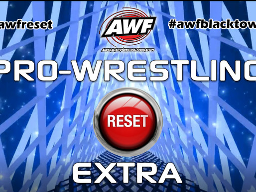 AWF Pro-Wrestling Reset Free Match: Darkness In Eternity Vs Detonation Crew 6 Man Faction Warfare!