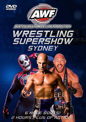 AWF Supershow Sydney DVD cover.jpg