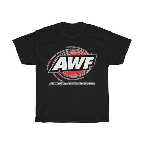 Australian Wrestling Federation Logo T-Shirt