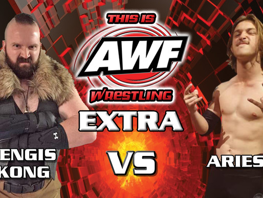 Watch This Is AWF Wrestling Extra Today!