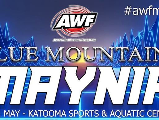 AWF Blue Mountains Maynia Digital Event available now at AWF Pivotshare for $15.00