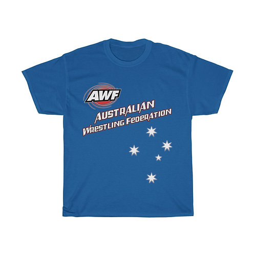 Australian Wrestling Federation Southern Cross T-Shirt