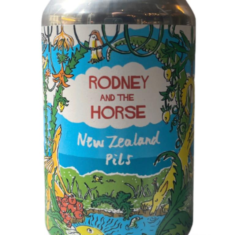 "Round 2 - The ""Rodney & The Horse N.Z. Pils"" Round"