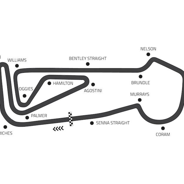 Rounds 11 & 12 Snetterton 300