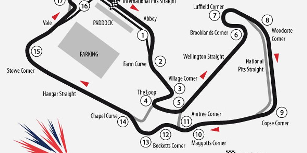 Rounds 7 & 8 Silverstone GP